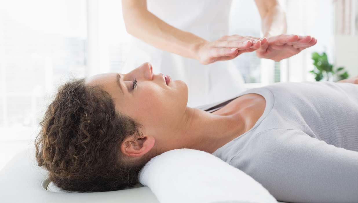 Reiki masáž